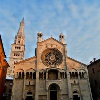 Duomo di Modena, esterno foto di Erika passini