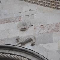 Duomo modena estero particolare foto di Manesti
