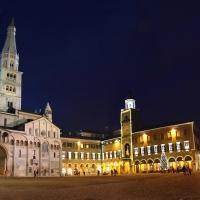 Piazza grande a natale foto di Marcoc54
