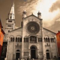 Duomo facciata con rosone by Marcoc54