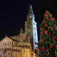 Duomo e torre natale foto di Marzia58