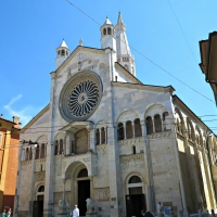 Duomo di Modena 14 by Mongolo1984