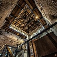 Torre dei Bolognesi - Museo di Nonantola - L'interno della Torre dei Bolognesi foto di: |Giovanna molinari| - w