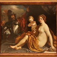 Guercino, marte, venere e amore, 1633, 01