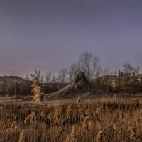 Vulcani di fango e gas nel cuore dell'Emilia