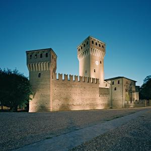CASTELLO DI FORMIGINE - Castello di Formigine -  foto di: |Alberto Lagomaggiore| - Comune di Formigine - immagine mancante