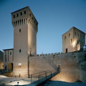 Castello di Formigine - Parco del Castello foto di: |Alberto Lagomaggiore| - Comune di Formigine