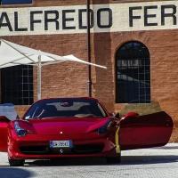 Bolidi a casa Ferrari