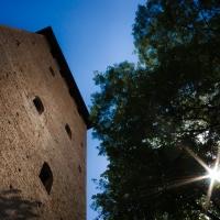 Torre dei Bolognesi - Museo di Nonantola - Vista verso l'alto foto di: |Claudio Minghi| - w