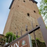 Torre dei Bolognesi - Museo di Nonantola - Ingresso alla Torre foto di: |Claudio Minghi| - w