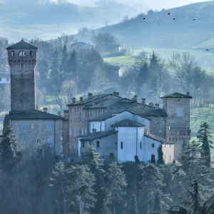 Castello di Levizzano Rangone - Il Castello di Levizzano Rangone foto di: |Monica Montanari| - Archivio comunale
