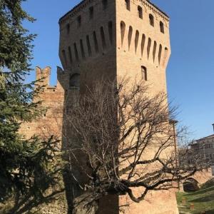 Castello di Formigine - Torre di Sud-est foto di: |Comune di Formigine| - Comune di Formigine