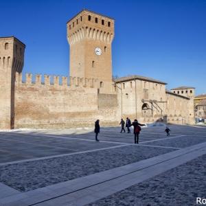 Castello di Formigine - Piazza Calcagnini foto di: |Roberto Zanni| - Comune di Formigine