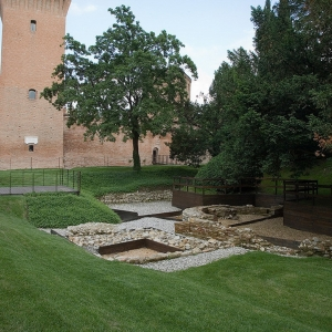 Castello di Formigine - Parco archeologico del Castello foto di: |Comune di Formigine| - Comune di Formigine
