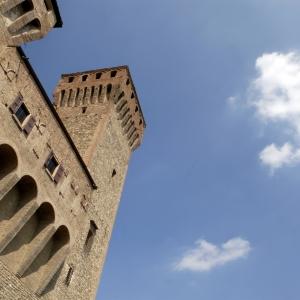 Rocca di Vignola - Rocca di Vignola, veduta da est foto di: |Giorgio Giliberti| - Fondazione di Vignola