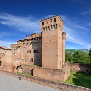 Rocca di Vignola - Rocca di Vignola, Piazza dei Contrari foto di: |Michela Ronco| - Fondazione di Vignola