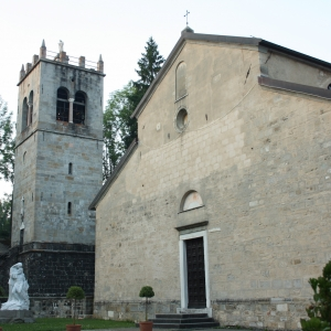 Abbazia Frassinoro by Angelo Dall'Asta