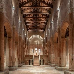 interno basilica by marco stucchi