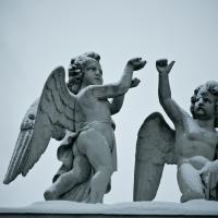 Angeli della Cattedrale by |Saraferrara|