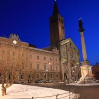 La Cattedrale di Piacenza by Albertobru