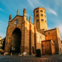 Basilica of Sant'Antonino by Albert Paci
