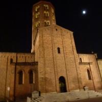Sant'Antonino notturno con luna by Michele aldi
