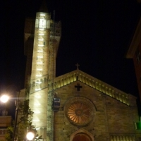 Duomo notturno con ascensore by Michele aldi