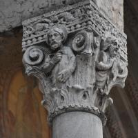 Duomo di Piacenza. Esterno. Particolare foto di Mantovani Raffaella