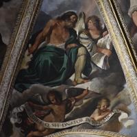 Duomo di Piacenza. La cupola del Guercino. Particolare photos de Mantovanim Raffaella
