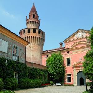 Castello di Rivalta -  foto di: |Orazio Zanardi Landi| - Archivio fotografico del castello