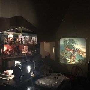 Castello di Gropparello - Castello di Gropparello - la sala dei giochi antichi - visitabile dal 1 dicembre al 20 gennaio foto di: |Rita Trecci Gibelli| - Archivio fotografico del castello
