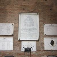 immagine da Lapide ai caduti di tutte le guerre