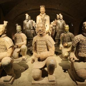 Castello di San Pietro in Cerro - Mostra Cina Millenaria - I Guerrieri di Xian foto di: |Castello di San Pietro| - Castello di San Pietro