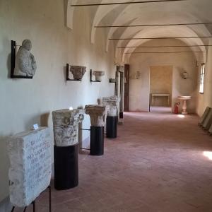 Castello e Rocca di Agazzano - Galleria reperti foto di: |Corrado Gonzaga| - Castello di Agazzano