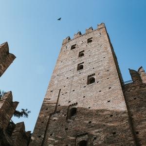Rocca Viscontea - Torre foto di: |shaira cordani| - ufficio turistico castell'arquato