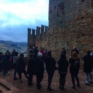 Passeggiata Noir tra gli Spettri del Borgo