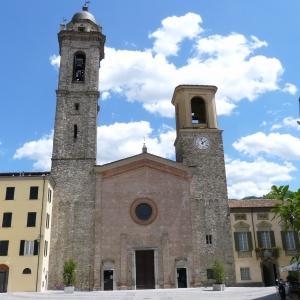 Santa Maria Assunta - Bobbio photos de Davide Papalini