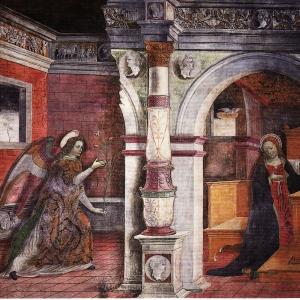 Dumo di Bobbo - Anunciazione by Trebbia