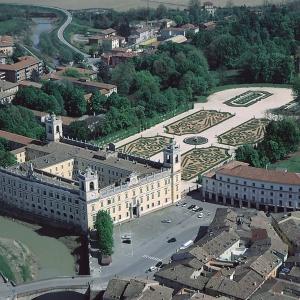 Reggia di Colorno - Reggia di Colorno - vista aerea foto di: |Provincia di Parma| - Provincia di Parma