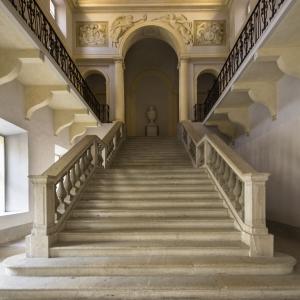 Reggia di Colorno - Reggia di Colorno - scalone interno foto di: |Provincia di Parma| - Provincia di Parma