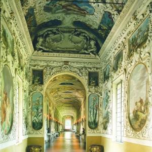 Rocca Meli Lupi di Soragna - Galleria dei Poeti foto di: |Todaro| - Archivio Rocca