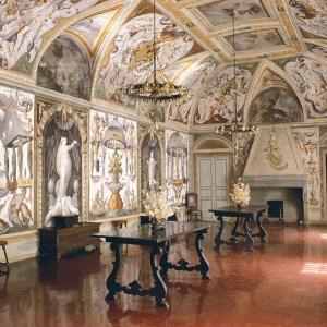 Rocca Meli Lupi di Soragna - Sala del Baglione foto di: |Todaro| - Archivio Rocca