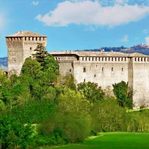 Castello di Varano de' Melegari -  foto di: |Scardova| - Archivio fotografico del castello