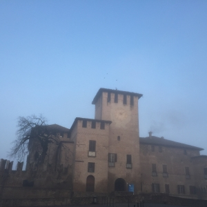 Rocca Sanvitale - Rocca Sanvitale di Fontanellato in inverno foto di: |Francesca Maffini| - Museo Rocca Sanvitale di Fontanellato