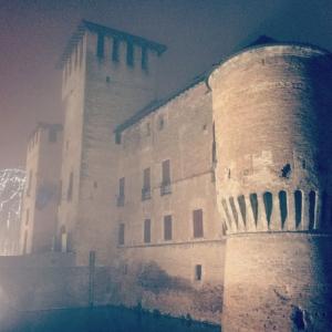 Rocca Sanvitale - Rocca Sanvitale di Fontanellato nella magia della nebbia foto di: |Francesca Maffini| - Museo Rocca Sanvitale di Fontanellato e Castelli del Ducato