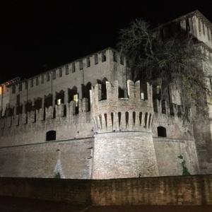 Rocca Sanvitale - Rocca Sanvitale di Fontanellato by night foto di: |Francesca Maffini| - Museo Rocca Sanvitale di Fontanellato e Castelli del Ducato