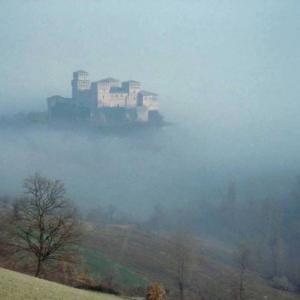 Castello di Torrechiara - Castello Torrechiara foto di: |sconosciuto| - Langhirano