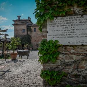 Antica Corte Pallavicina - Ingresso Antica Corte Pallavicina foto di: |Luca Rossi| - Luca Rossi