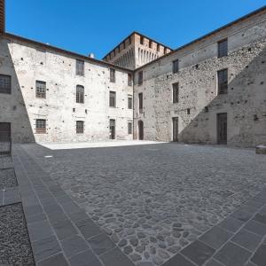 Castello di Varano de' Melegari - Corte foto di: |Scardova| - Scardova