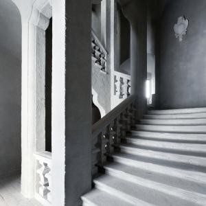 Castello di Varano de' Melegari - Scala d'Onore foto di: |Scardova| - Scardova